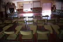 El aula de música solo estará disponible para los chicos de secundaria durante el próximo mes