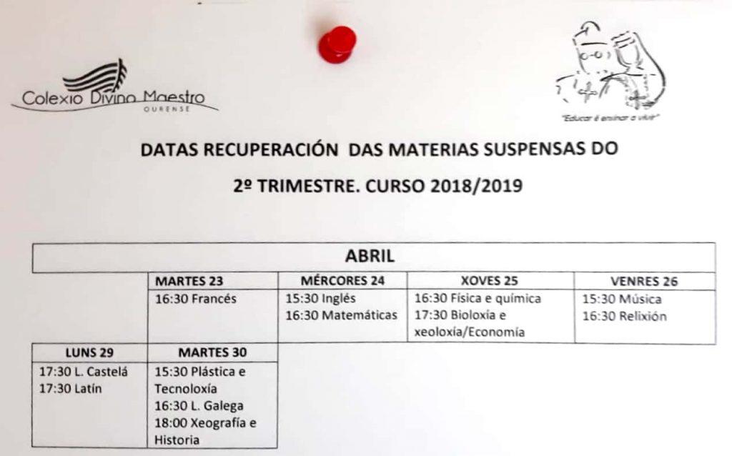 DATAS DE RECUPERACIÓN AVAL2 18 19