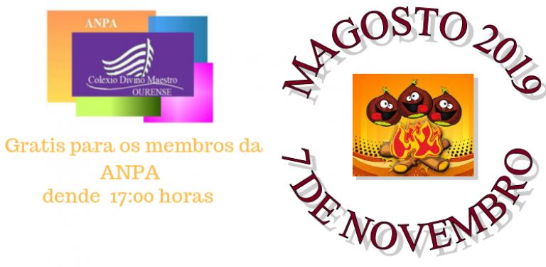 MAGOSTO ANPA 2019