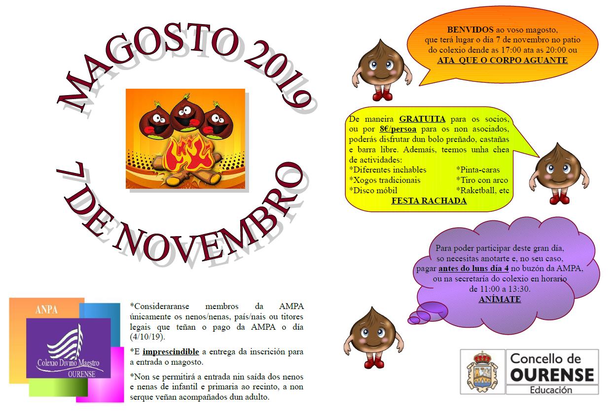 MAGOSTO ANPA 2019 CARTEL