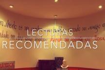 Biblioteca: Lecturas recomendadas