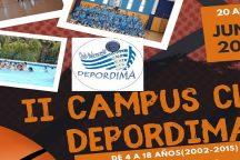 II CAMPUS CLUB DEPORDIMA