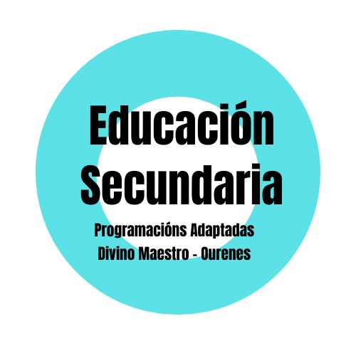 Programacións Educación Secundaria