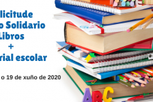 Fondo Solidario de Libros e Material Escolar 2020-2021