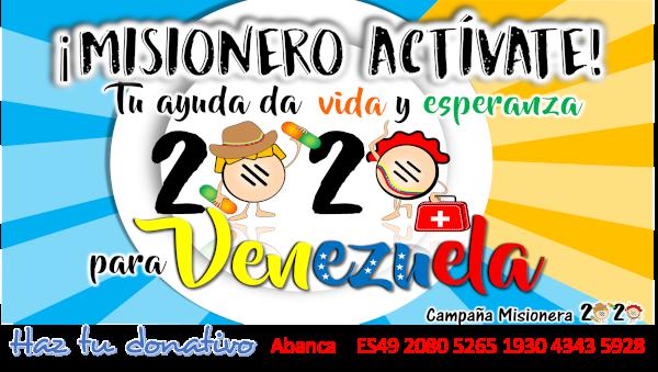CAMPAÑA MISIONEIRA 2020 600