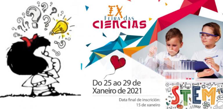 Carteis 2020-2021 IX FEIRA DAS CIENCIAS