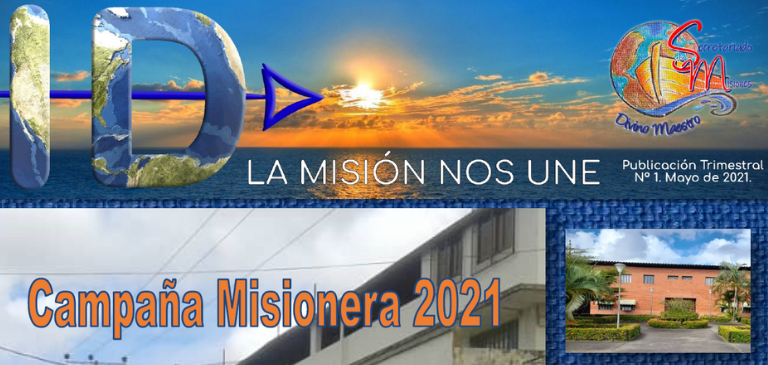 Cartel Revista Misioneira 01-2021